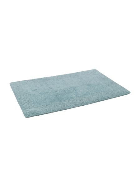 Luxury Hotel Collection Duck egg bath mat