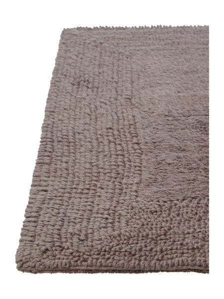 Luxury Hotel Collection Pewter bath mat