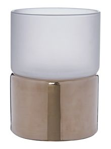 Casa Couture Lilianna column silver small hurricane