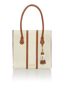 Tamerton cut out tote handbag