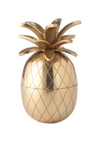 Living by Christiane Lemieux Pineapple container