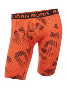 Bjorn Borg Spot logo long short sport trunk