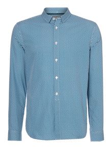 Linea Griffiths Long Sleeve Polka Dot Shirt