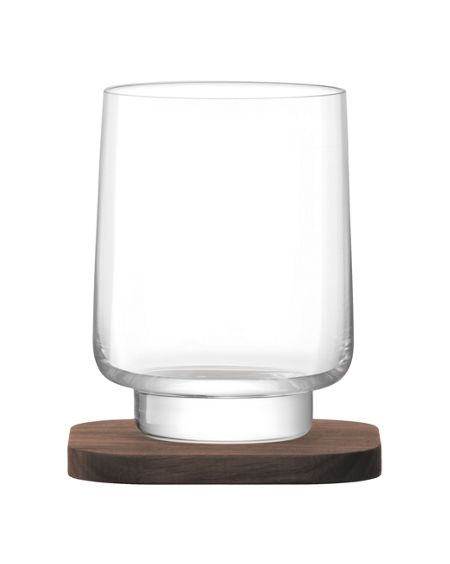 LSA City bar clear tumbler 280ml