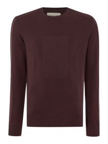 Calvin Klein Jaylon Crew Neck Long Sleeve Sweater