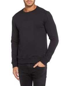 Jaylon Crew Neck Long Sleeve Sweater
