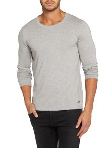 Cadoc Crew Neck Long Sleeve Sweater