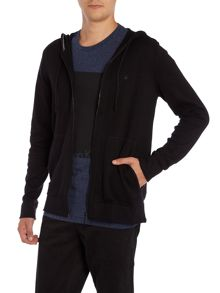 Contour Hooded Cardigan