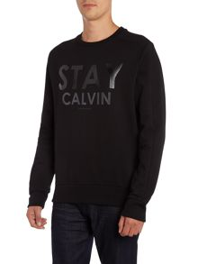 Jerom Crew Neck Long Sleeve Sweater