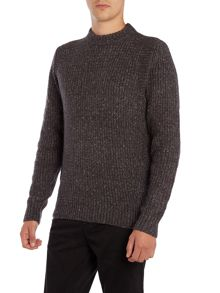 Chuck Mock Neck Long Sleeve Sweater