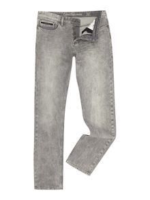 Slim Fit Straight Jean