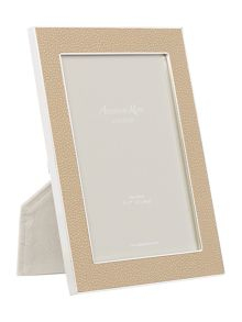 Addison Ross 5x7 shagreen sand frame