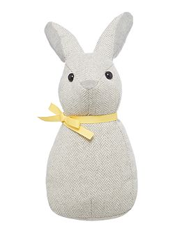Lola rabbit door stop