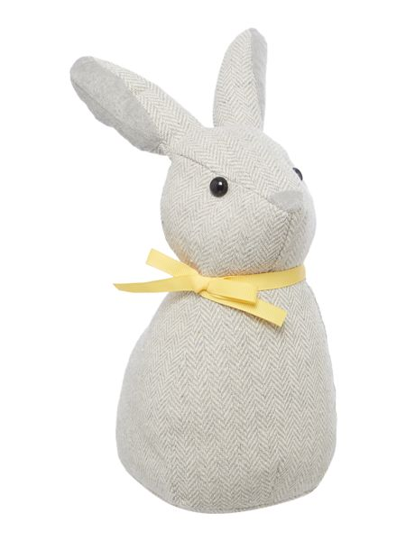Linea Lola rabbit door stop