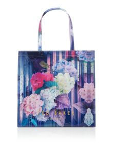Danacon bowcon multi floral large tote bag