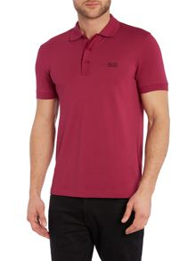 Hugo Boss Paule Slim Fit Tonal Logo Polo