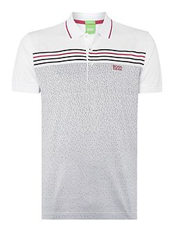 Paddy 2 Regular Fit Mercerised Fleck Logo Polo