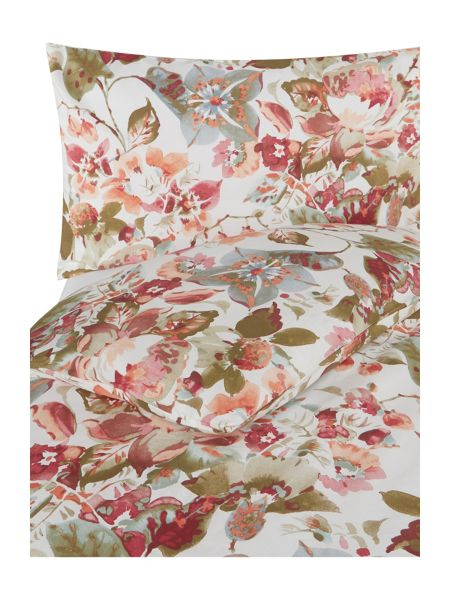 Linea Traditional floral duvet cover set