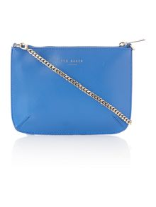Nara blue cross body bag