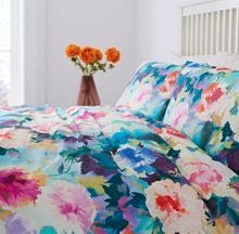 Bloomsbury floral duvet cover set