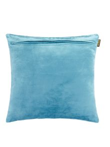 Biba Feather foil print cushion