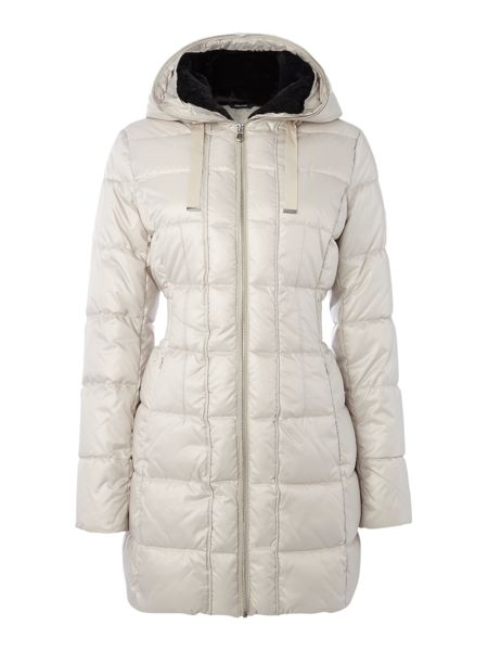 Halifax Traders Quilted Hooded Jacket