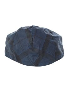 Barbour Wax cap in tartan