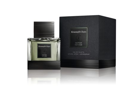 Ermenegildo Zegna Essenze Haitian Vetiver Eau de Toilette 75ml