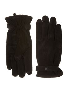 Barbour Leather thinsulate glove