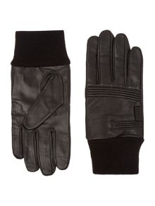 Barbour Barkell leather international glove
