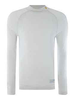 Men's Lyle and Scott Sports Long sleeve ruff