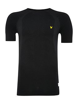 Sports Short sleeve base layer crew