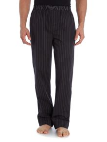 Armani Jeans Striped pyjama bottoms