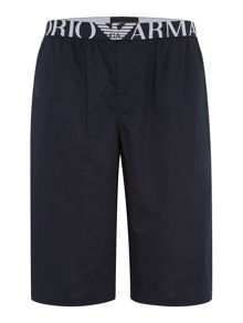 Armani Jeans Plain woven sleep Shorts
