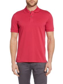 Hugo Boss C-Firenze Regular Fit Pique Logo Polo