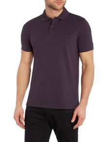 C-Firenze Regular Fit Pique Logo Polo