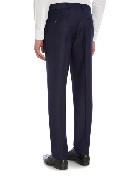 Ted Baker Buzard Regular Flannel Suit Trousers