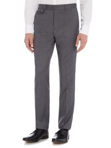 Ted Baker Giraffe Grey Tonal Check Trousers
