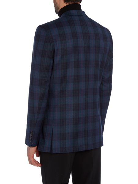 Ted Baker Coyote Regular Check Blazer