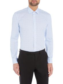 Ted Baker Pardarn Circle Geo Shirt
