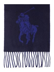 Polo Ralph Lauren Large print scarf