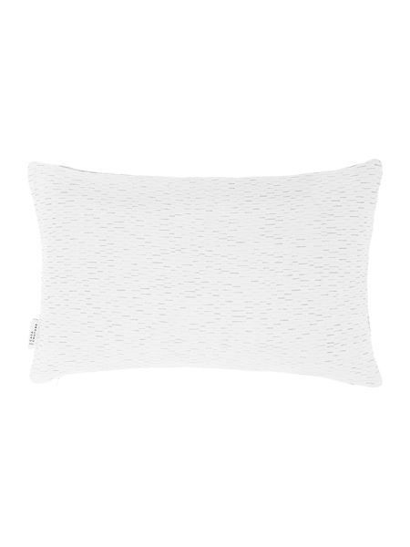 Casa Couture Metallic jacquard cushion