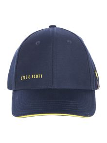 Lyle and Scott Golf Twill Tour Cotton Cap