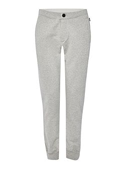 Cuffed tracksuit bottoms