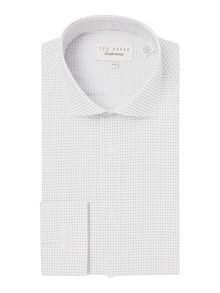 Ted Baker Helmer Mini Cross Print Shirt
