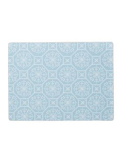 Traveller Stamp Placemat Set Of 4