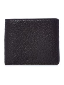 Ergil billfold wallet with internal zip