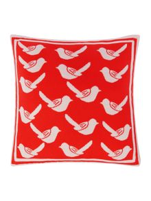 Dickins & Jones Stylised bird cushion