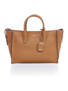 DKNY Chelsea light tan tote bag