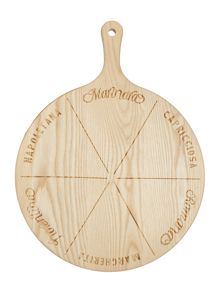 Linea Pizza cutting board